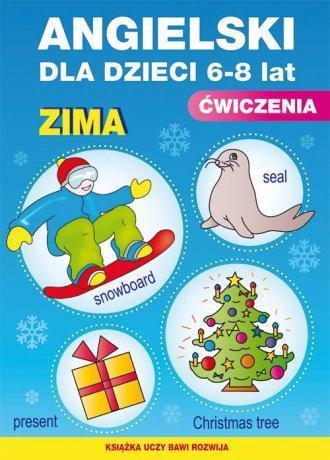 Angielski dla dzieci z.19 6-8 lat Zima LITERAT