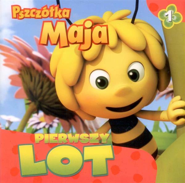Pszczółka Maja nr 1 Pierwszy lot