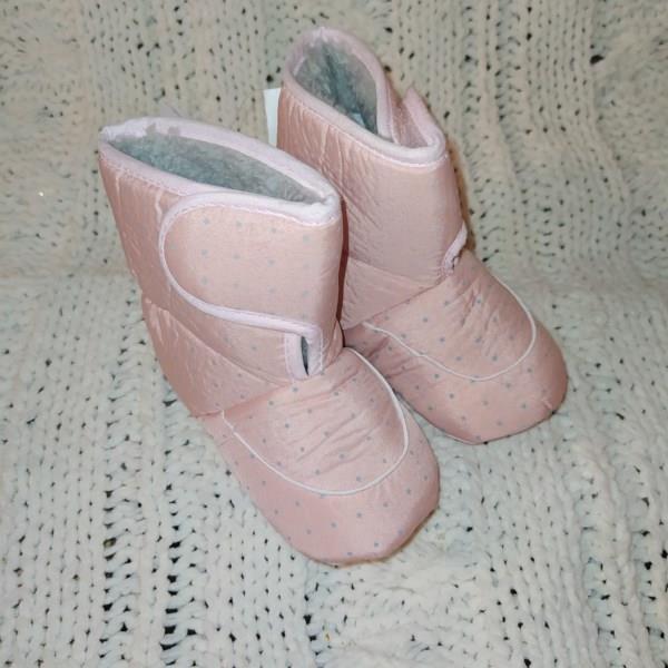 Markowe buciki dla dziewczynki RESERVED,ROM. 19/21