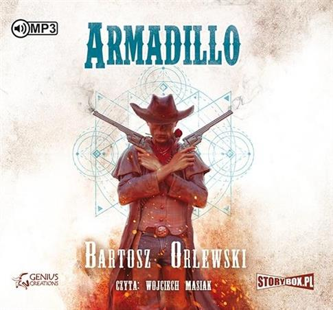 Armadillo audiobook