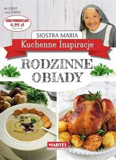 Rodzinne obiady Kuchenne inspiracje outlet