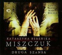 Druga szansa K.Miszczuk Audiobook OUTLET
