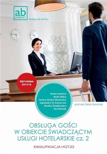 Obsługa gości w obiekcie świad. usługi hotel. cz.2
