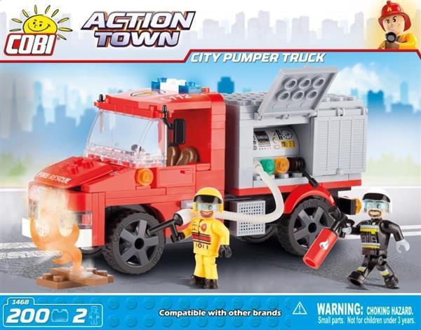 Action Town Miejski pojazd gaśniczy