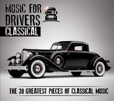 Music for Drivers - Classical CD