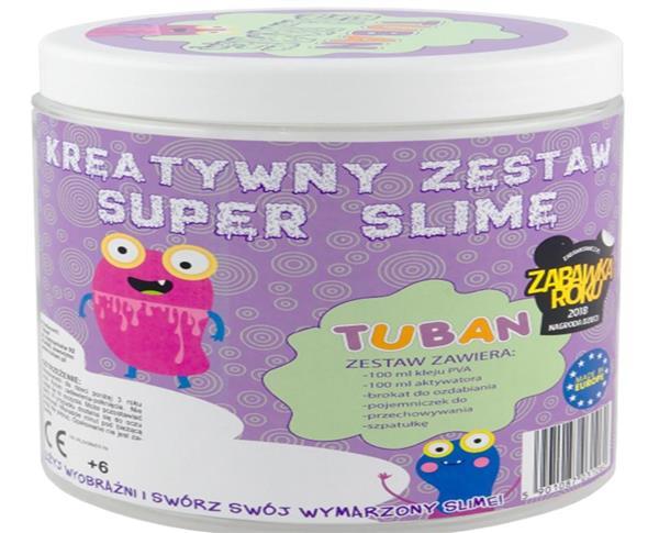 Slime - mały zestaw kreatywny TUBAN