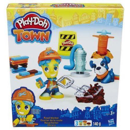 Play-Doh  Budowniczy i wierny pies