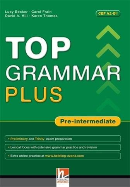 Top Grammar Plus Pre-Intermediate + answer key