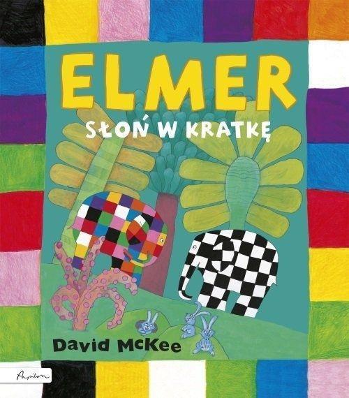 Elmer. Słoń w kratkę