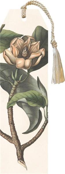 Zakładka 45 ze wstążką Magnolia