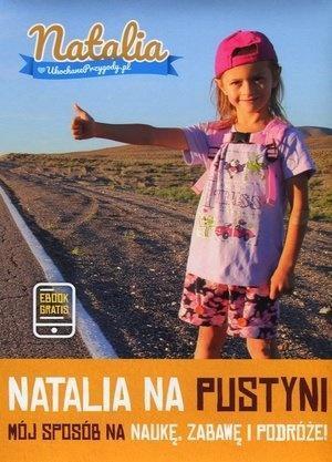 Natalia na pustyni