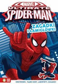 Spider-man zagadki i łamigłówki OUTLET