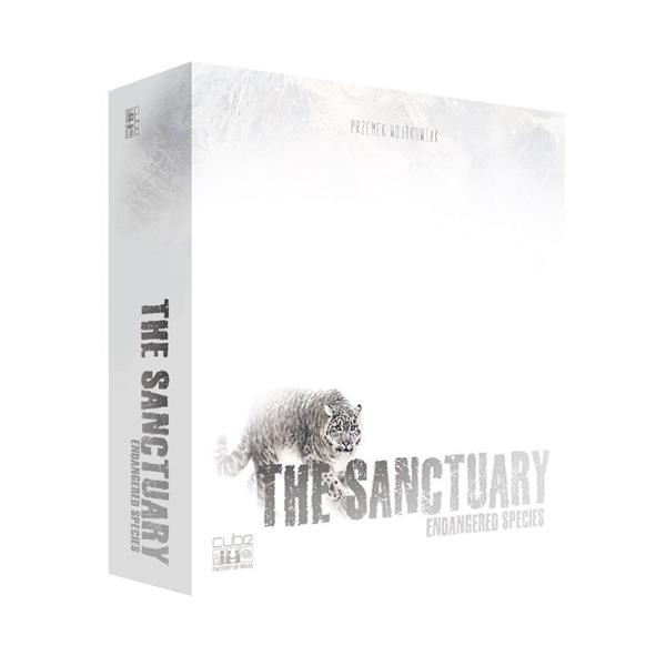 Azyl - Sanctuary (edycja polska) CUBE