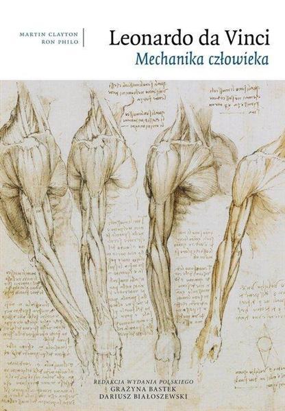 Leonardo da Vinci. Mechanika człowieka-332999