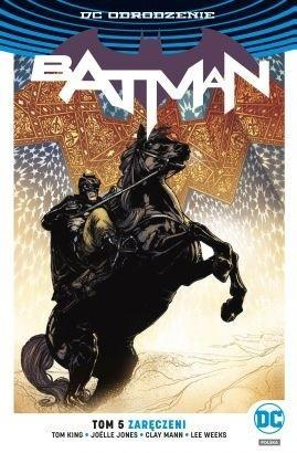Batman. Zaręczeni T.5-321639