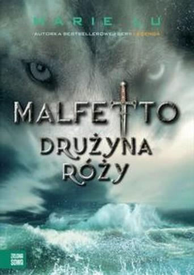 Malfetto. Drużyna Róży. tom 2 OUTLET-22834