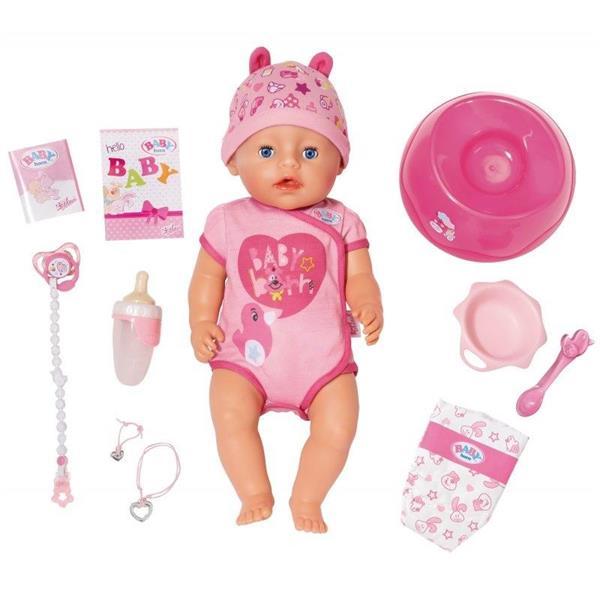 Baby born - Lalka interaktywna-288547