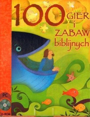 100 Gier Biblijnych. PC CD-ROM-322126