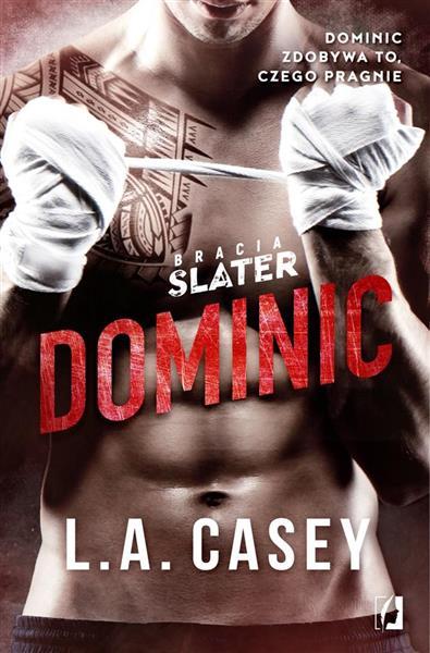Bracia Slater. 1. Bracia Slater. Dominic