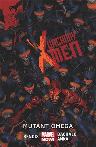 MUTANT OMEGA UNCANNY X-MEN TOM 5 BR OUTLET