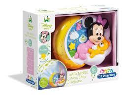 Clementoni Baby Projektor Myszki Minnie 17126