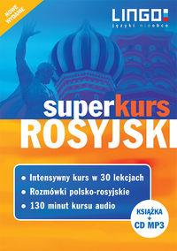 Rosyjski. Superkurs (kurs + rozmówki + audiokurs)