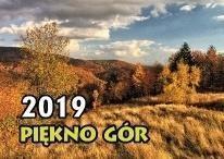 Kalendarz 2020 Rodzinny - Piękno gór BESKIDY