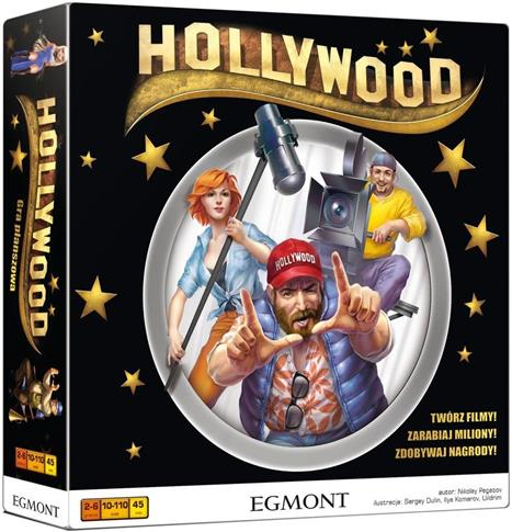 Hollywood gra planszowa OUTLET