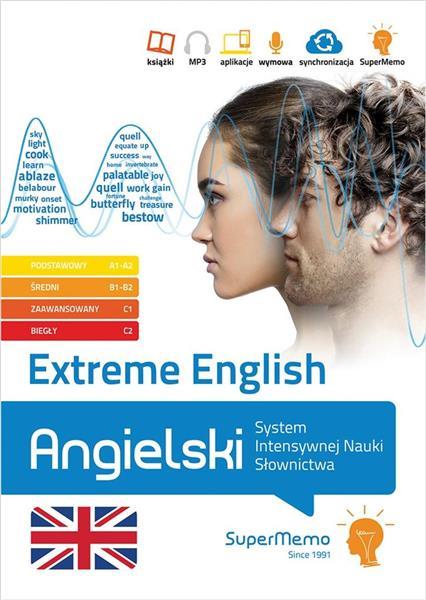 Angielski. System intensywnej nauki słown. A1/C2