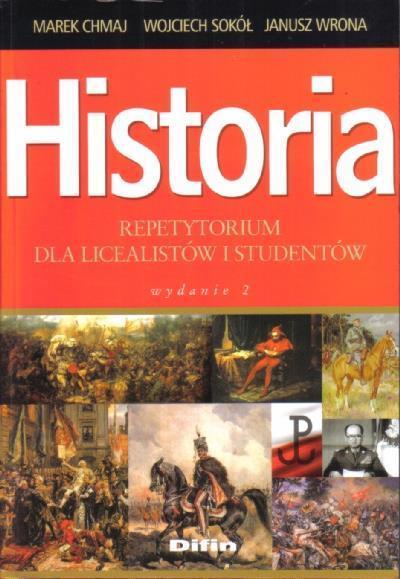 Historia. Repetytorium dla licealistów i studentów