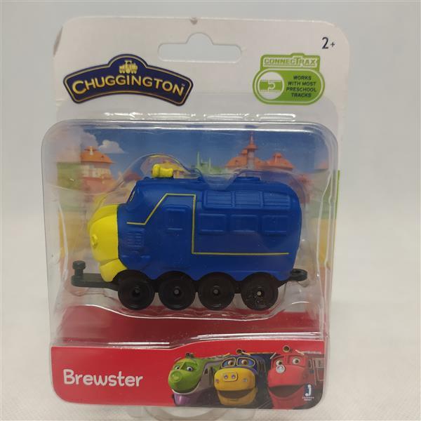 Zabawka lokomotywa Brewster Stacyjkowo