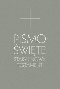 PISMO ŚWIĘTE STARY I NOWY TESTAMENT outlet