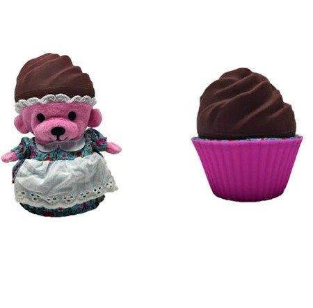 Cupcake Misiowa babeczka
