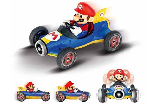 Carrera RC Mario Kart mach 8 Mario 2,4GHz