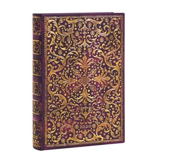 Kalendarz książkowy mini 2020 12M Aurelia