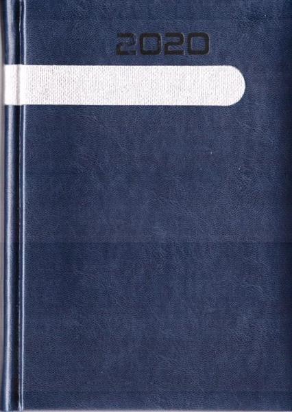 Kalendarz 2020 Książkowy Dzienny A5 SK2-1