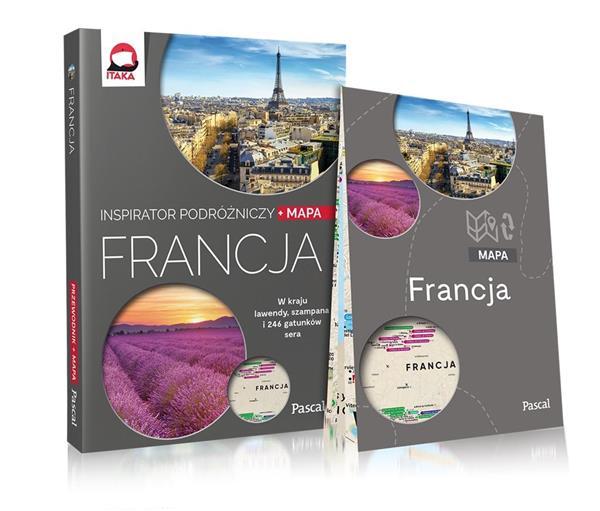 Inspirator Podróżniczy. Francja