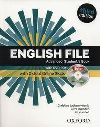 English File 3E Advanced SB +DVD OXFORD