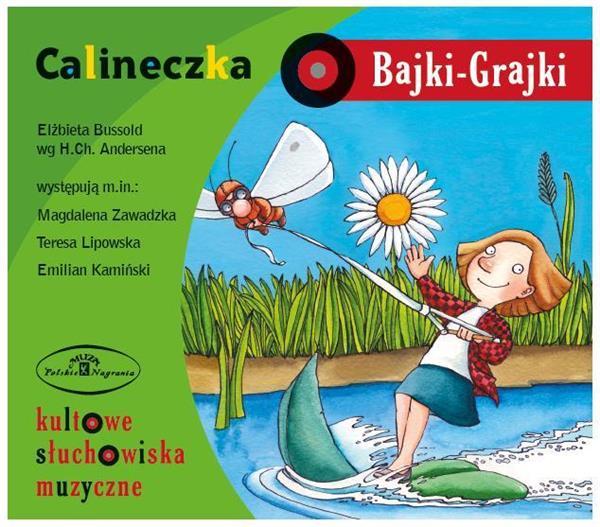 Bajki - Grajki. Calineczka CD