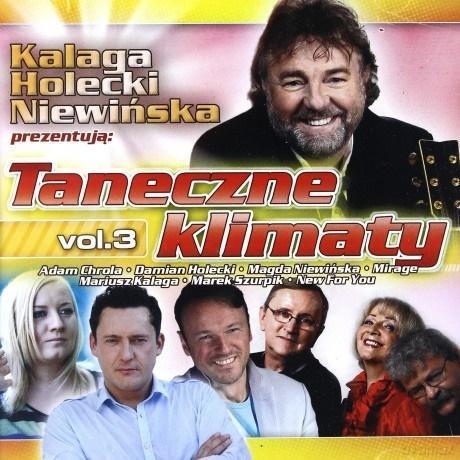 Taneczne klimaty vol.3 CD