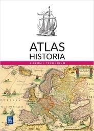 Atlas Historia. Liceum i Technikum WSIP