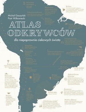 Atlas odkrywców dla niepoprawnie ciekawych..w.2019