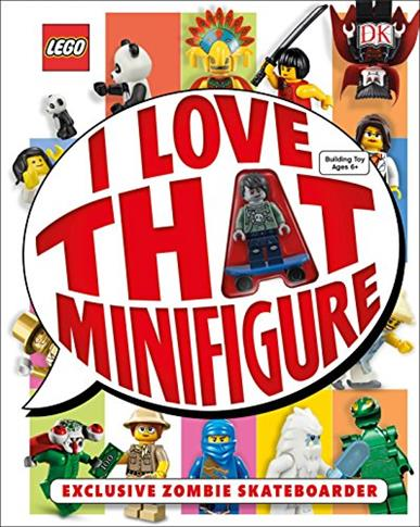 LEGO: I Love That Minifigure outlet