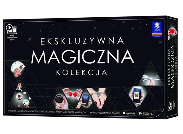 Ekskluzywny zestaw magiczny 2019