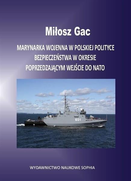 Marynarka wojenna w Polskiej polityce bezpiecz. ..
