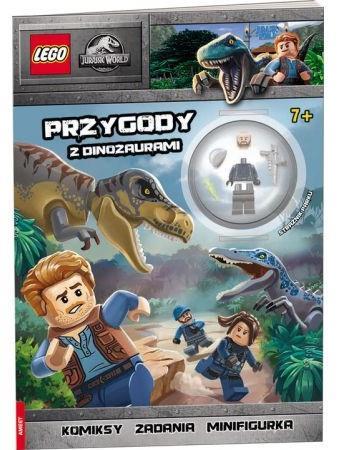 LEGO Jurassic World. Przygody z dinozaurami