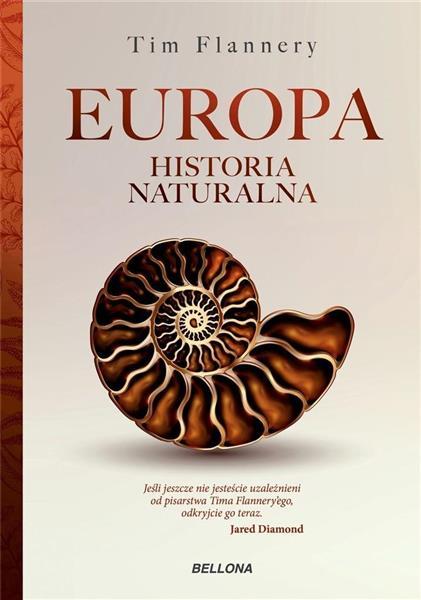 Europa. Historia naturalna