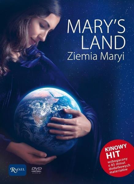 Mary's land Ziemia Maryi. książka + DVD