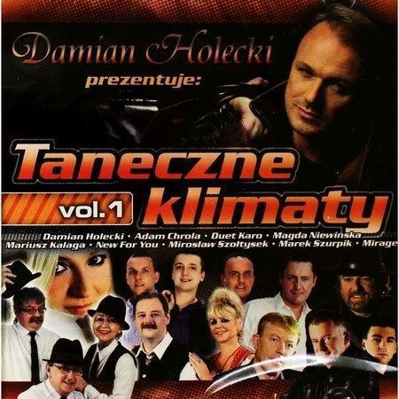 Taneczne klimaty vol.1 CD