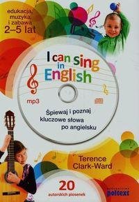 I CAN SING IN ENGLISH + CD outlet